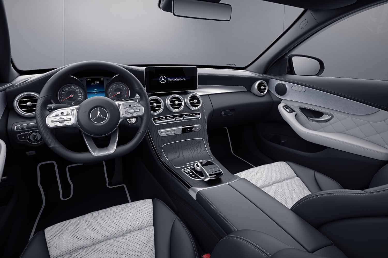 Mercedes-Benz C-Klasse Modellpflege 2018 | RKG