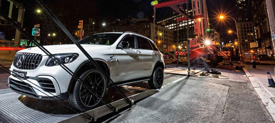 Mercedes GLC63 SUV Coupe AMG