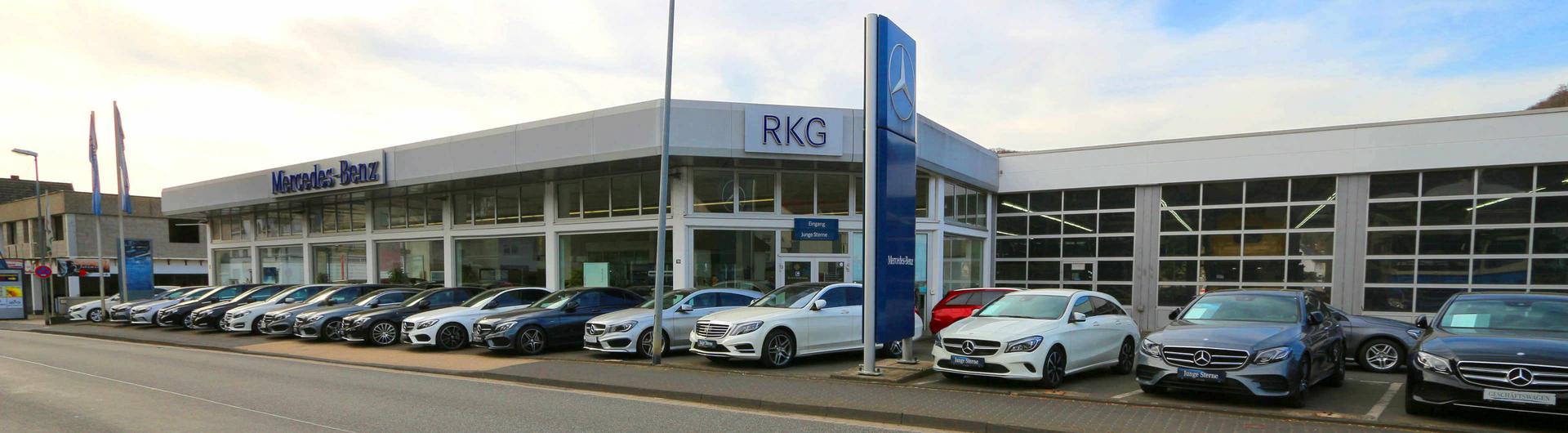 rkg - mercedes-benz autohaus & werkstatt in linz am rhein | rkg