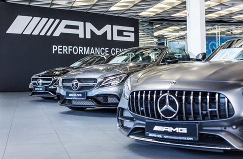 Das AMG Performance Center Bonn