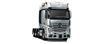 Mercedes-Benz Actros SLT Schwerlasttransport