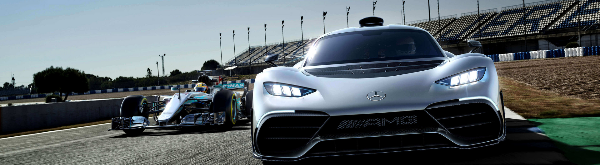 Mercedes-AMG Project ONE - Hypercar mit Formel 1 Technologie