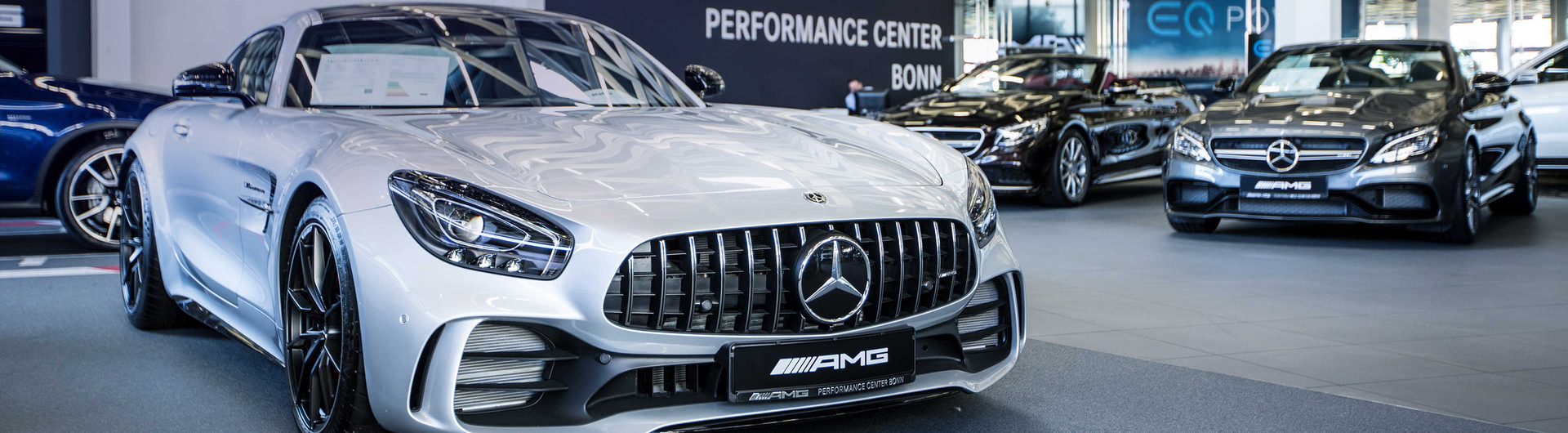 AMG Performance Center Bonn