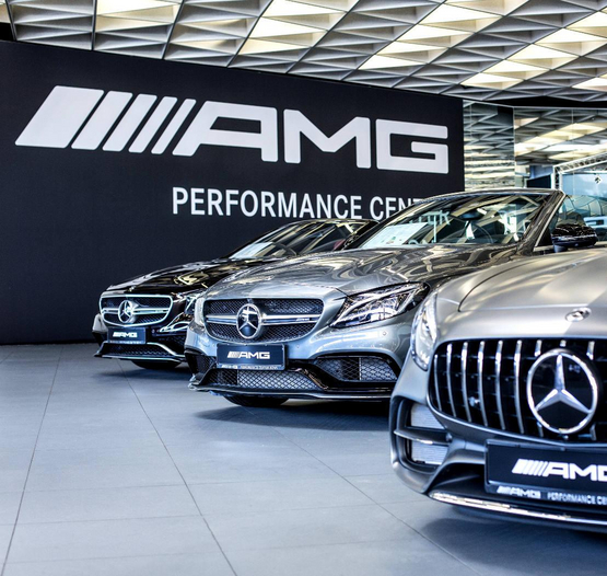 RKG - AMG Performance Center Bonn