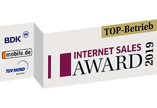 Internet Sales Award 2019 RKG